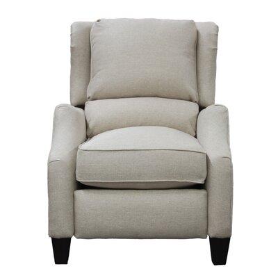 Berkeley Recliner Upholstery: Light Beige