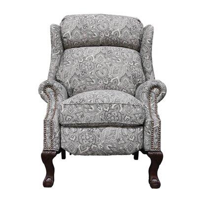 Danbury Manual Recliner Upholstery: Stone