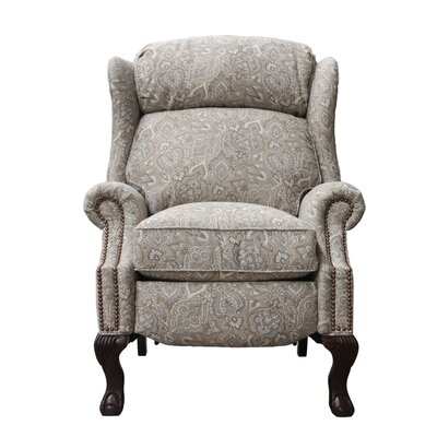 Danbury Manual Recliner Upholstery: Tan
