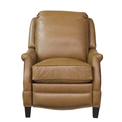 Ashebrooke Leather Manual Recliner Upholstery: Shoreham Ponytail