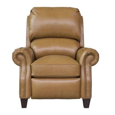 Churchill Leather Recliner Upholstery: Shoreham Ponytail