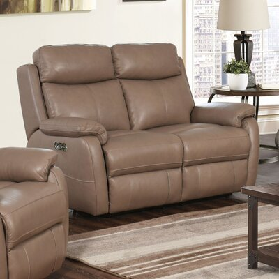 Dwight Traditional Reclining Loveseat
