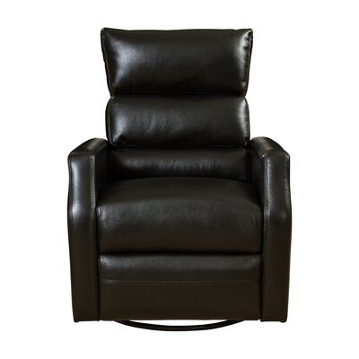 Christofor Manual Swivel Glider Recliner