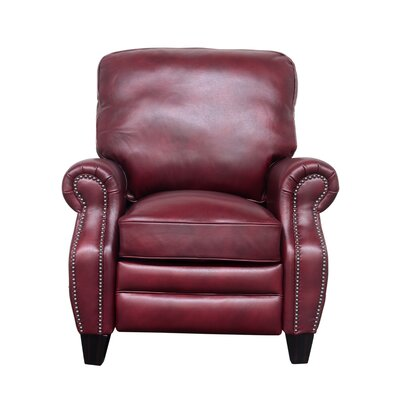 Briarwood Recliner Upholstery: Wenlock Carmine