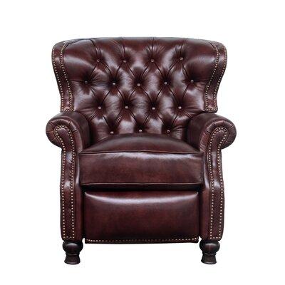 Presidential Recliner Upholstery: Wenlock Fudge