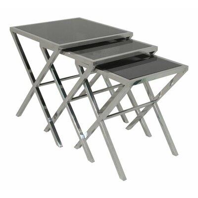 3 Piece End Table Set