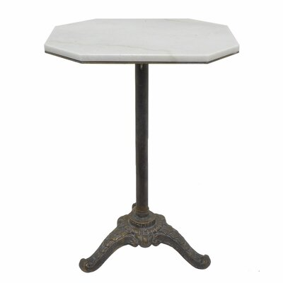 Jossi Metal End Table