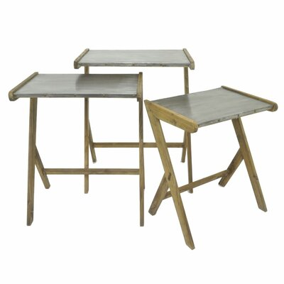 Kay Wood 3 Piece Nesting Tables