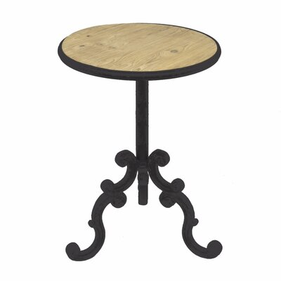 Vinit Metal End Table
