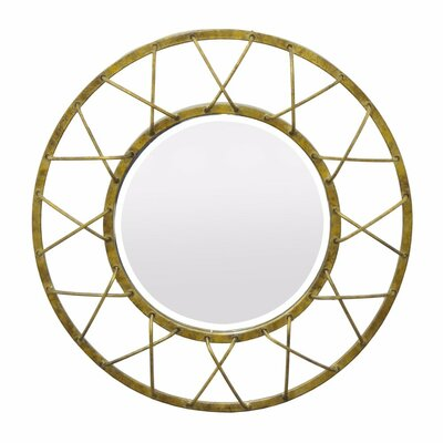 Winfield Smart Metal Wall Mirror