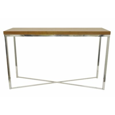 Diantha Metal Console Table