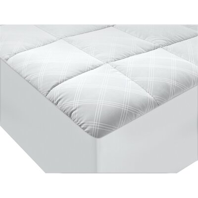 Ultimate Comfort And Allergy Protection Polyester Mattress Pad