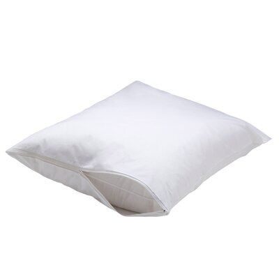 Maximum Bedbug and Allergy Protection Pillow Protector Size: Standard