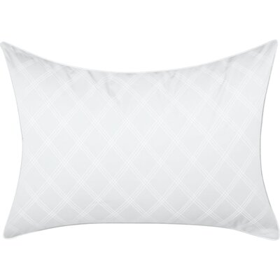 Ultimate Protection and Comfort Down Alternative Polyfill Pillow Size: King