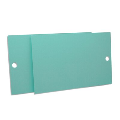 Key Modular Storage Door Color: Light Blue