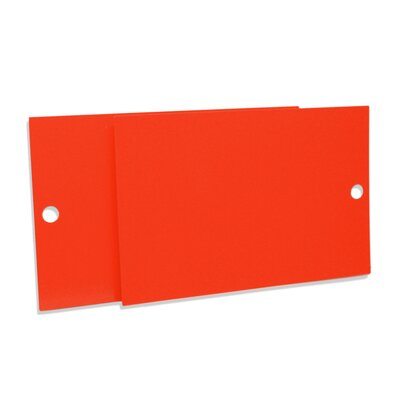 Key Modular Storage Door Color: Orange