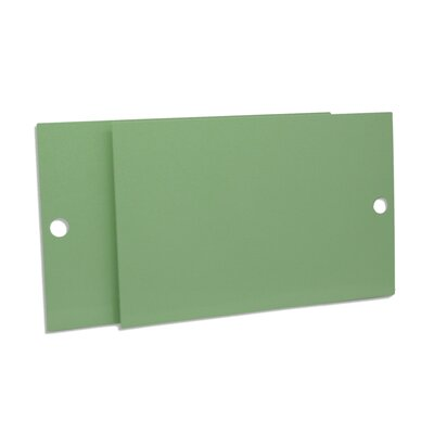 Key Modular Storage Door Color: Sage Green