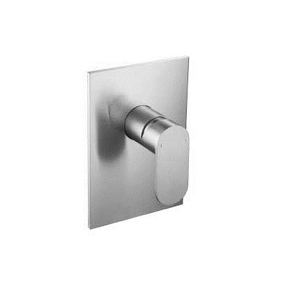 Series 180 Pressure Balance Shower Valve with Lift Handle Finish: Brushed Nickel