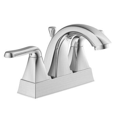 Series 60  Double Handle Centerset Bathroom Faucet