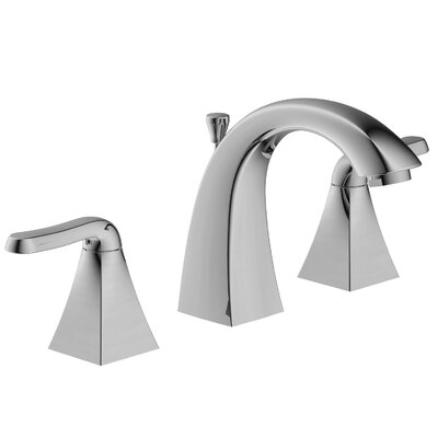 Series 60 Double Handle Widespread Bathroom Faucet