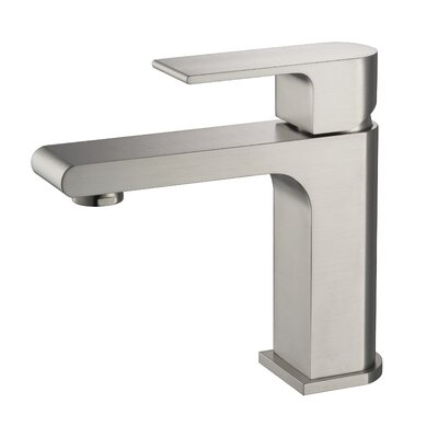 Series 60 Single Handle Single Hole Bathroom Faucet