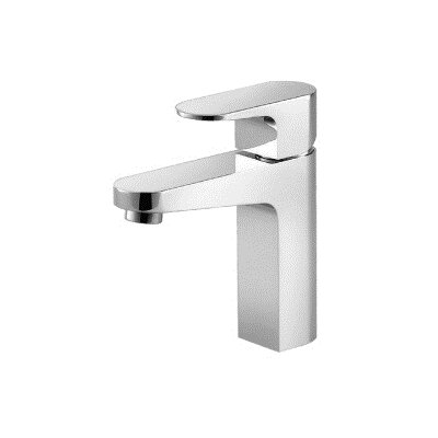 Series 180 Bathroom Faucet Single Handle Finish: Chrome