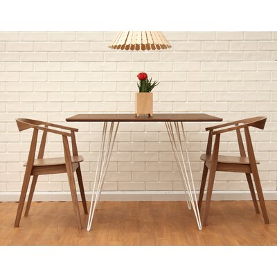 Williams Dining Table Finish White