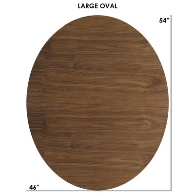 Williams Coffee Table Size: Large, Base finish: Black