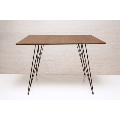 Williams Dining Table Finish Black