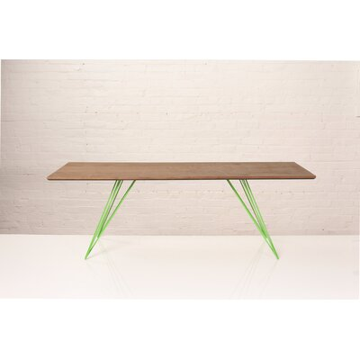 Williams Coffee Table Finish: Green