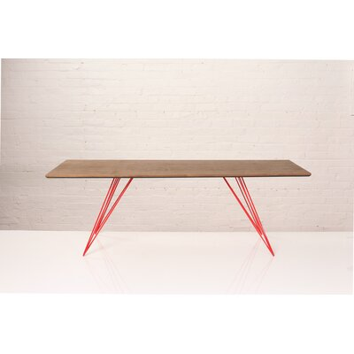 Williams Coffee Table Finish: Red
