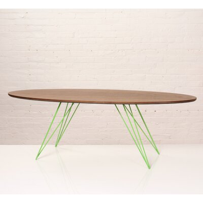 Williams Coffee Table Color: Green