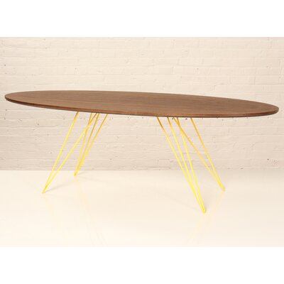 Williams Coffee Table Color: Yellow