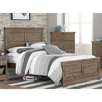 Berrima Platform Bed Size: Full