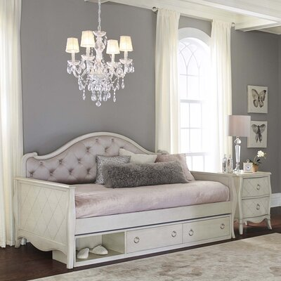 Angela Daybed Accessories: Trundle Included