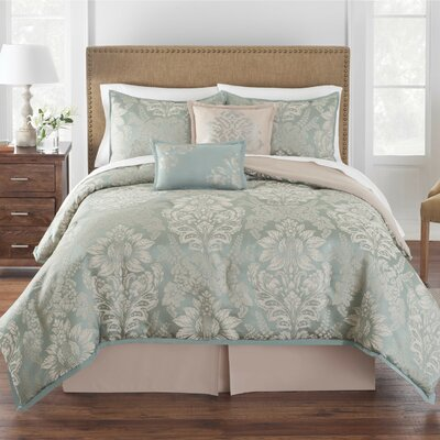 Grand Patrician Brighton Comforter Set Size: Queen