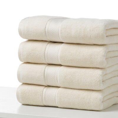Bath Towel Color: Ecru
