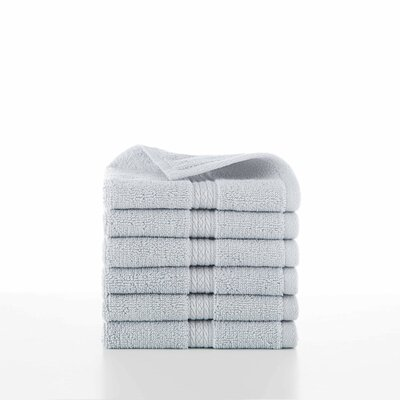 Wash Cloth Color: Blue Cloud