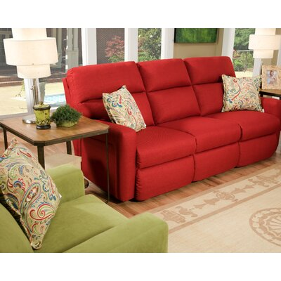 702-32PLUS 651-11 673-33 BOUT1053 Southern Motion Savannah Solarium Track Arm Reclining Sofa
