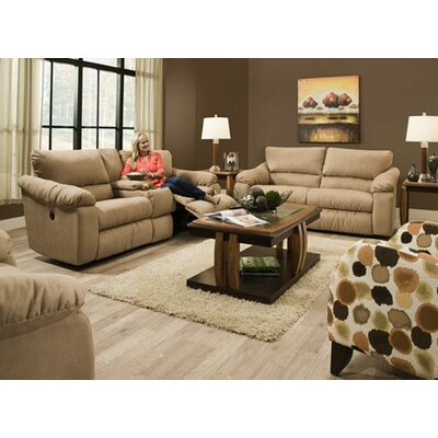 867-28PLUS 296-16 BOUT1067 Southern Motion Gravity Reclining Console Loveseat