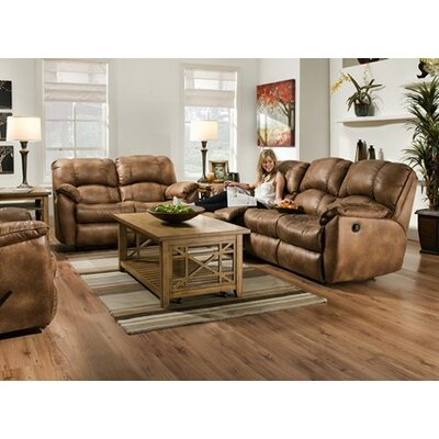 Weston Rocking Loveseat Recliner Type: Manual