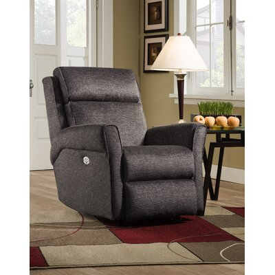 Claudio Recliner Reclining Type: Manual, Motion Type: Rocker Swivel