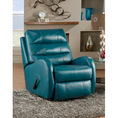 Claussen Recliner Reclining Type: Manual, Motion Type: Rocker Swivel