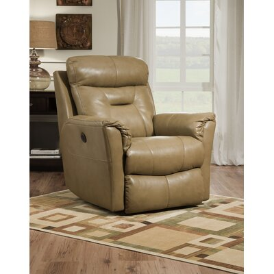 Clausen Recliner Reclining Type: Manual, Motion Type: Rocker Swivel