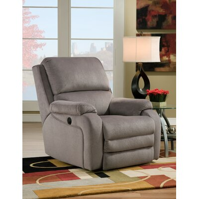 Ovation Recliner Reclining Type: Manual, Motion Type: Rocker
