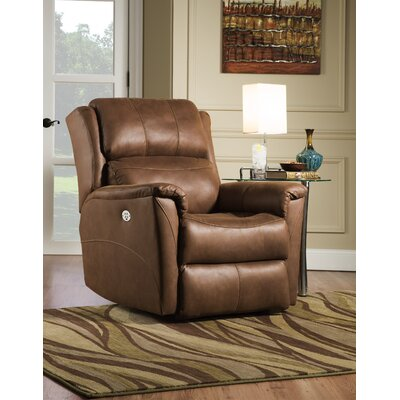 Shimmer Recliner Reclining Type: Manual, Motion Type: Wall Hugger