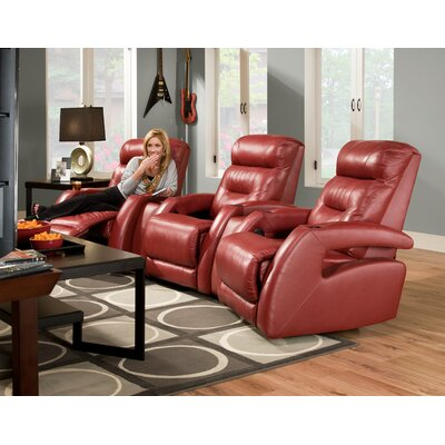 Viva Recliner Reclining Type: Manual, Motion Type: Wall Hugger