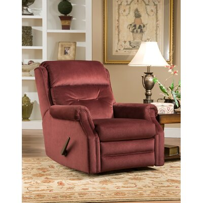 Rocker Recliner Reclining Type: Power - Remote - Headrest & Lumbar, Motion Type: Wall Hugger