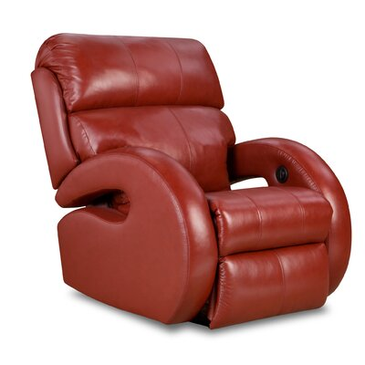 Zoom Recliner Reclining Type: Manual, Motion Type: Wall Hugger