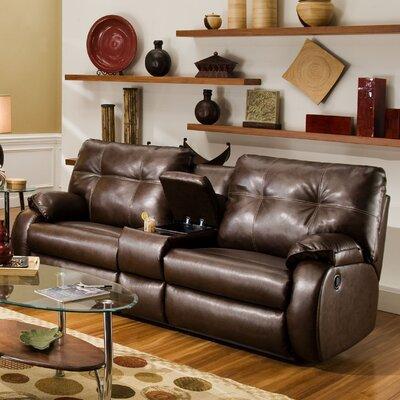 "698-28 804-21 SMN1133 Southern Motion Dodger"" Reclining Sofa"
